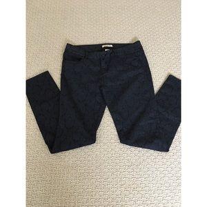 👖🌻Skinny leg pants with cool design